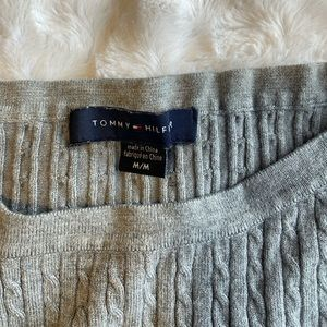 Tommy Hilfiger Tops - 2/15🦋 Tommy Hilfiger Women's Cable Knit Sweater